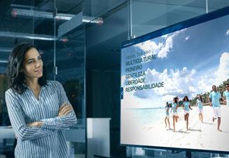 Club Med Digital Presentation lifestyle
